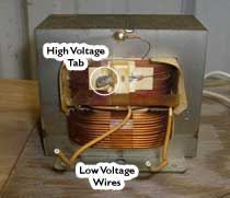 Low and High Voltage Outputs