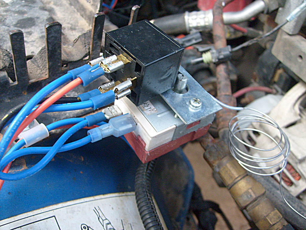 Hayden Fan Relay Wiring - Circuit Wiring And Diagram Hub •